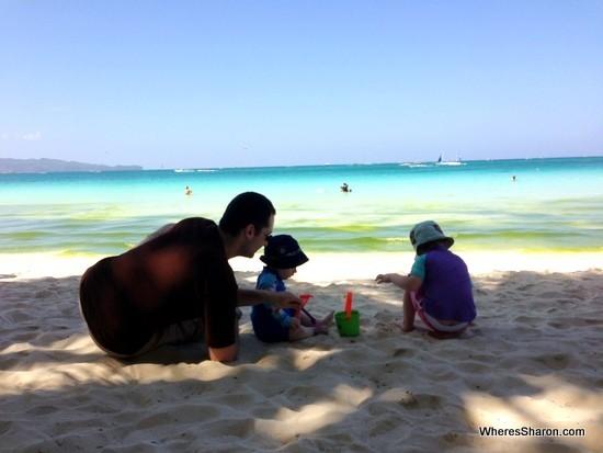 boracay beach digital nomads