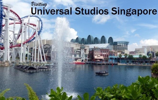 Universal Studios Singapore Review