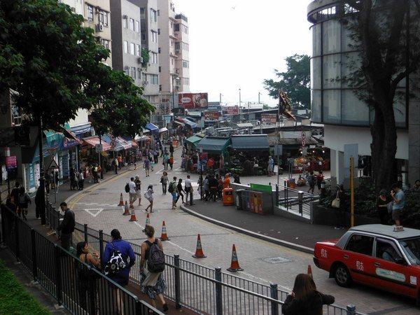 Stanley Market Hong Kong Island