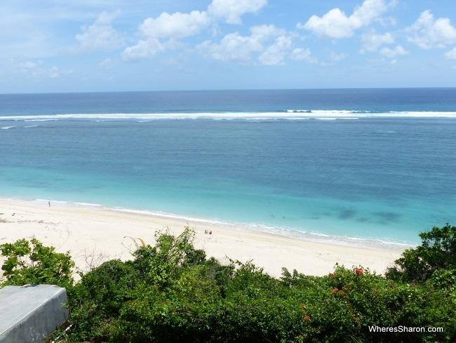 Samabe bali suites ocean view
