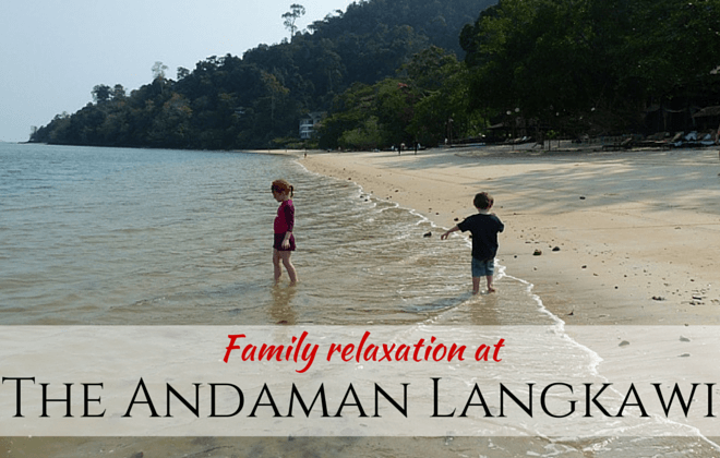 Family relaxation at the