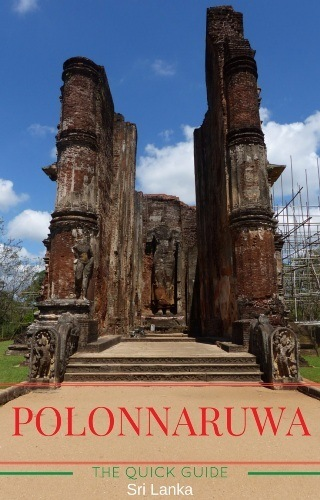 places to visit in POLONNARUWA