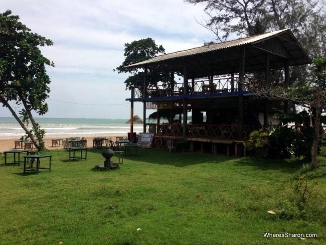 Sea Line Restaurant, Weligama  Sri Lanka
