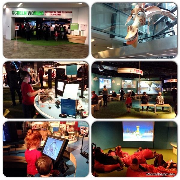 ACMI Screen worlds