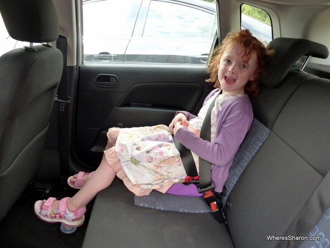 bubblebum booster seat reviews