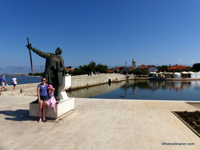 things to do around zadar at nin