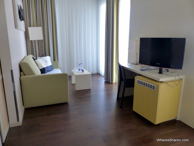 family suite at Falkensteiner Family Hotel Diadora Review