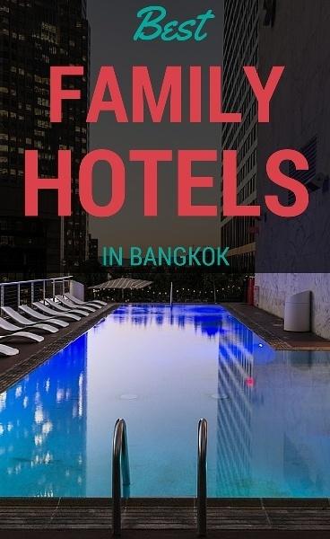 Best family hotels in bangkok