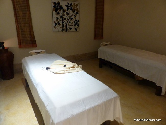 what to do in lombok in The spa at Novotel Lombok