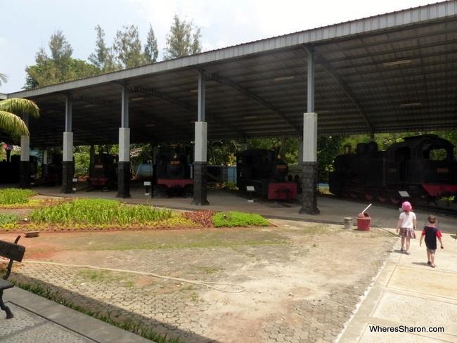Taman Mini Indonesia Indah Transport Museum