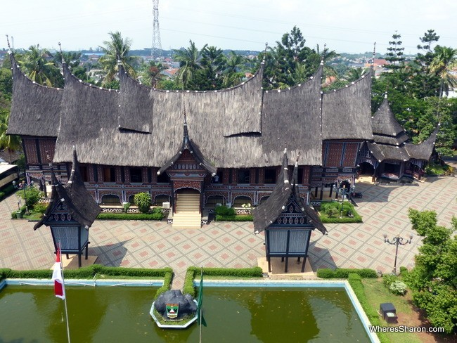 things to do around jakarta at Taman Mini Indonesia Indah