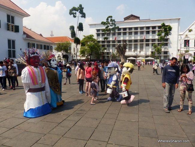 Jakarta things to do