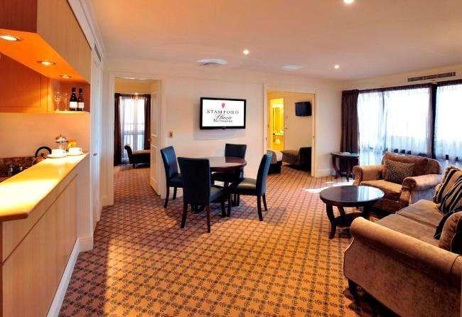 Stamford Plaza Melbourne best family hotel in melbourne
