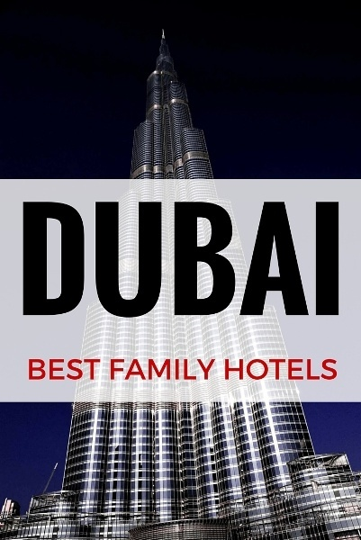 best family hotels in dubai
