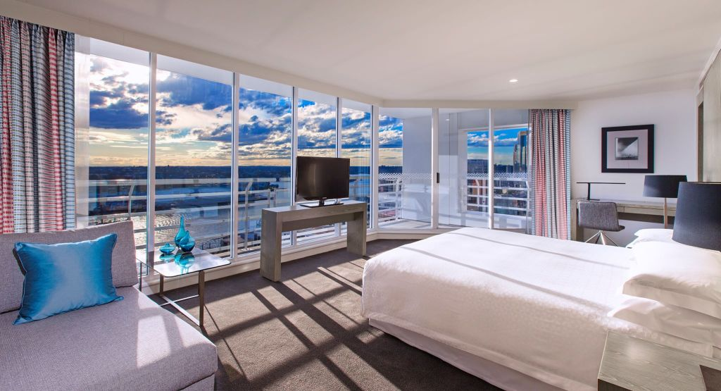 Four Points by Sheraton Sydney Darling Harbour