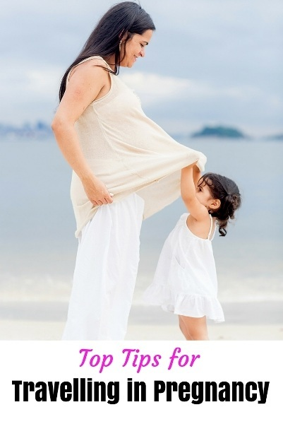 Top Tips for travelling when pregnant
