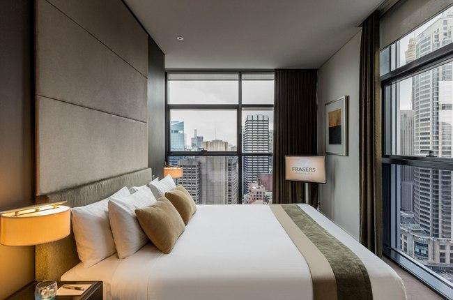 fraser suites one bedroom premier