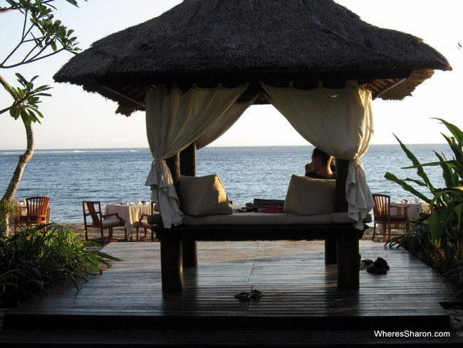 best hotels in lombok Sheraton Senggigi