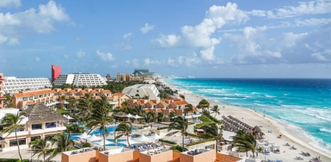 Best Family Resorts in Cancun Tropical Beach