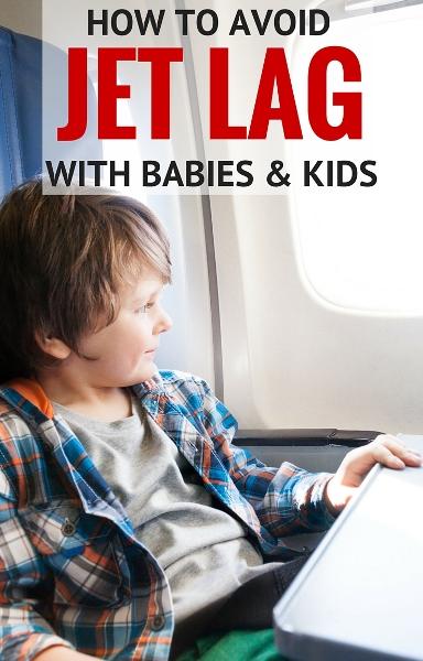 baby jet lag in kids