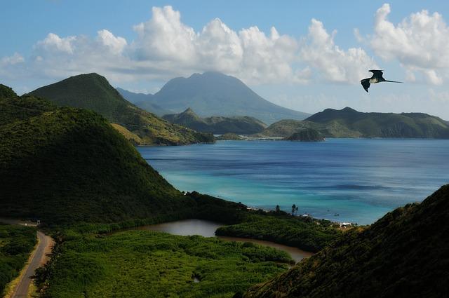 best caribbean family vacation St Kitts