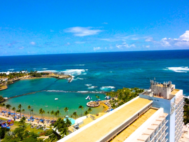 caribbean island resorts for families in Puerto Rico