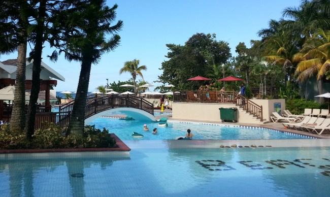 caribbean islands family resorts in Jamaica