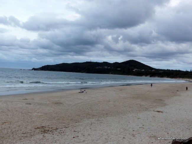 what to see in byron bay at the beach