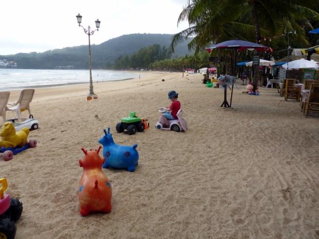 phuket activities for kids at kamala