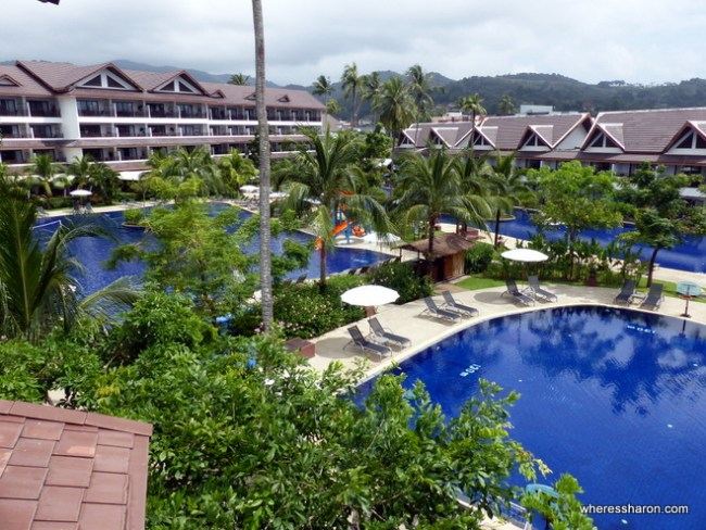 best resort in phuket on beach at Sunwing Kamala Beach
