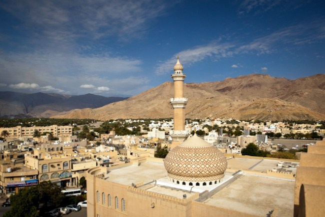 Nizwa Fort day trip from muscat