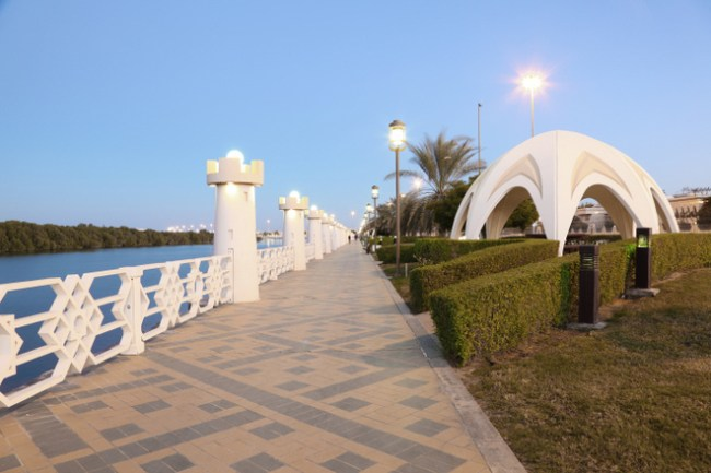 top 10 abu dhabi at corniche