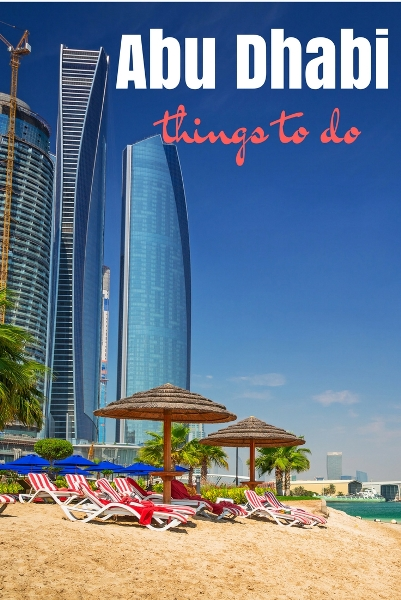 top things to do in abu dhabi with kids