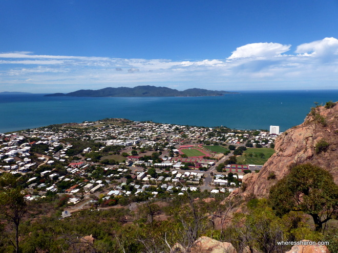 romantic things to do in townsville at castle hill