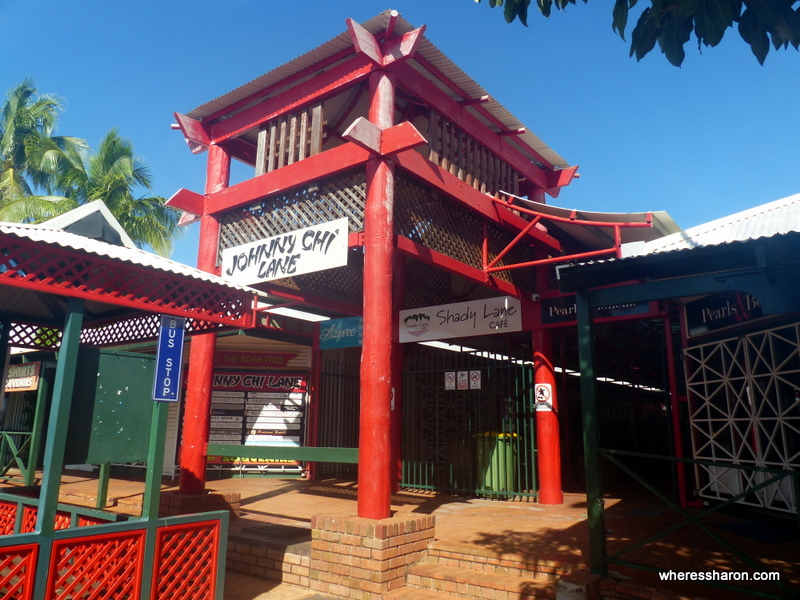 things to do broome Chinatown
