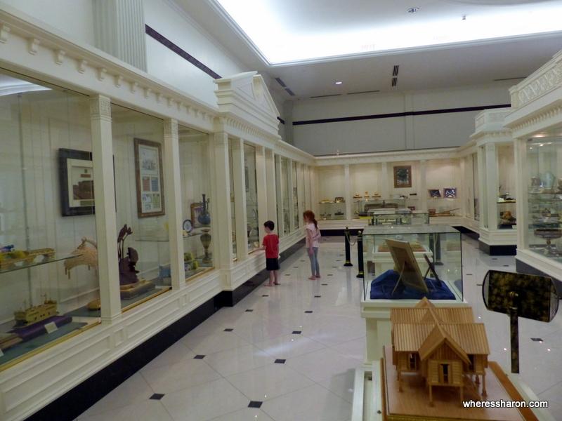 Sultan Azlan Shah Gallery Kuala Kangsar tourist attraction