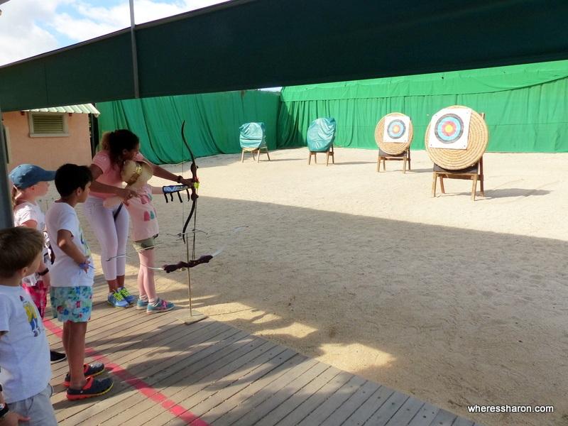 club med mauritius archery