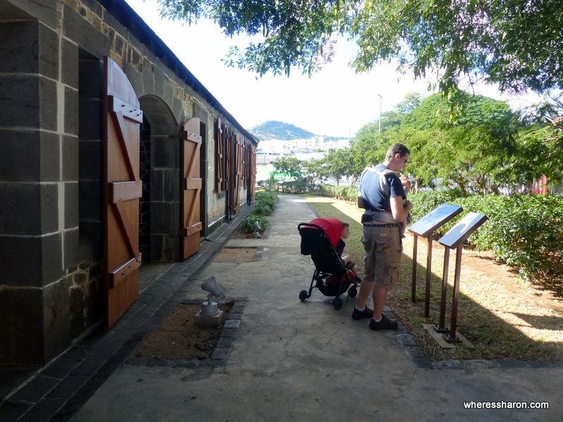 Aapravasi Ghat port louis mauritius attractions