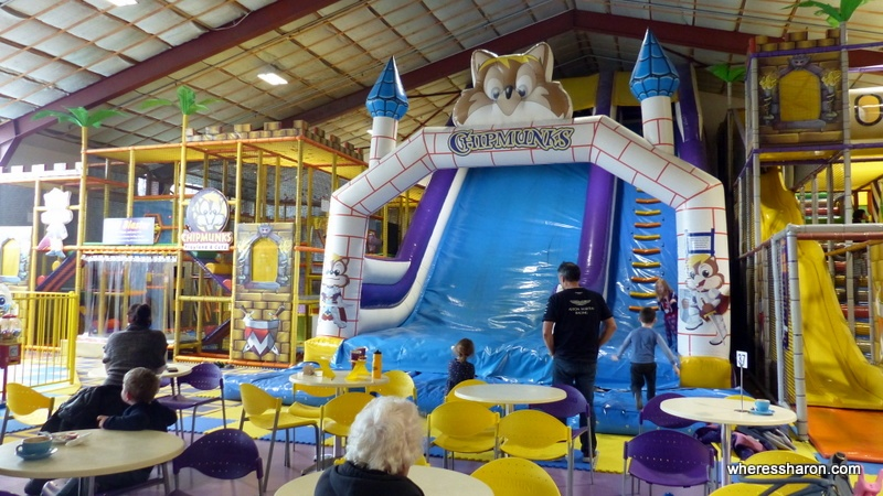fun activities in christchurch for kids at Chipmunks