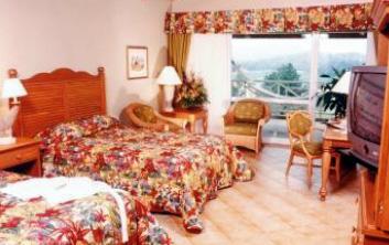 Guest room at Gamboa Rainforest Resort