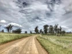 Victoria Valley plains.