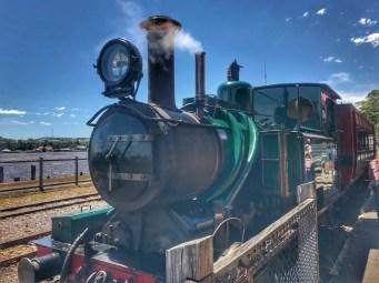 Strahan Train Ride