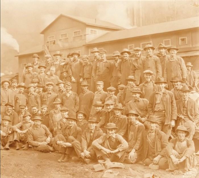 Smokemont Mill Crew