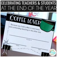 Six Ways to Celebrate Teachers
