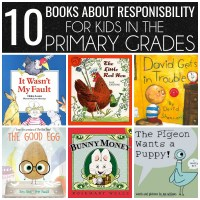 Books for Kids About Responsibility
