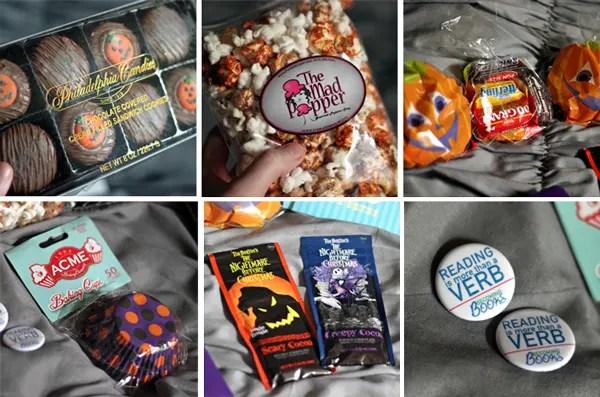 Halloween Gift Exchange: Swapoween Reveal
