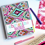 DIY Erin Condren Life Planner Interchangeable Covers