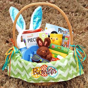 Over 100 Toddler Easter Basket Ideas!