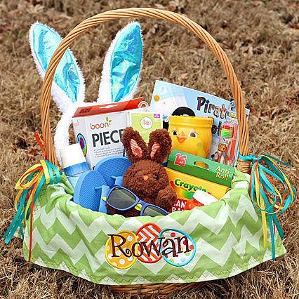 Over 100 Toddler Easter Basket Ideas!