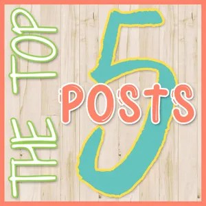 WTSHB's Top 5 Posts from the First Half of 2015!